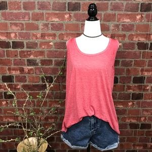 🌻20%OFF Plus 0X Maurices Solid Knotted Back Tank